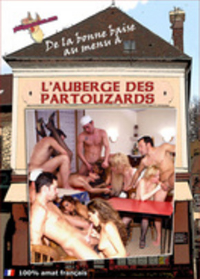 Cover of L'auberge des Partouzards