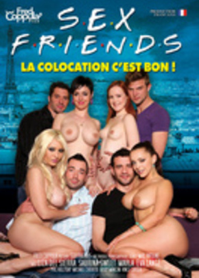 Jaquette de Sex Friends