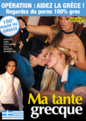 Cover of Ma tante Grecque