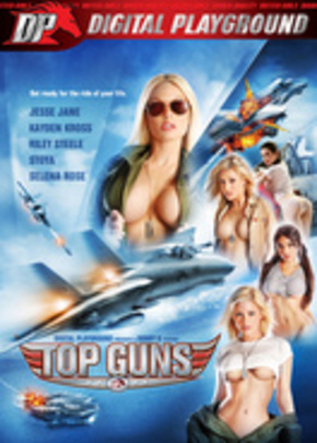 Jaquette de Top Guns