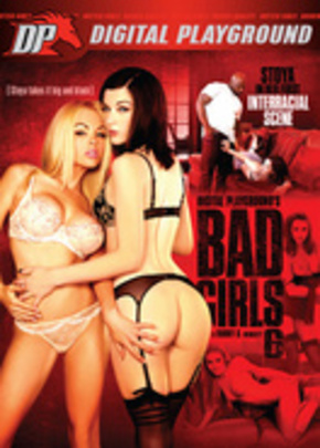 Jaquette de Bad Girls #6