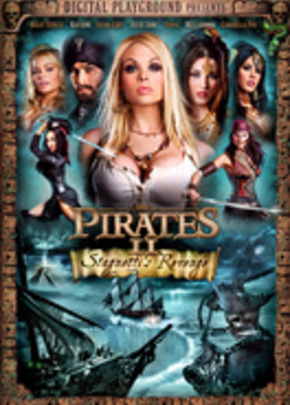 Jaquette de Pirates 2 : La Revanche de Stagnetti