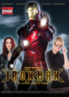 Cover of Iron Man XXX