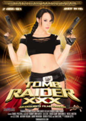 Cover of Tomb Raider XXX