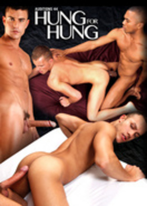 Cover of Auditions 44: Hung for Hung