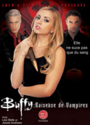 Cover of Buffy, baiseuse de Vampires