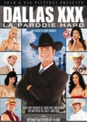 Cover of Dallas, a XXX Parody