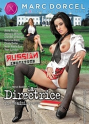 Jaquette de Russian Institute - La Directrice
