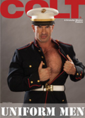 Cover of Uniform Men