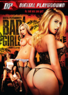 Jaquette de Bad Girls #4