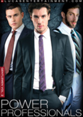Cover of Gentlemen 2: Power Professionals