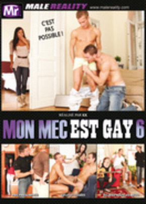 Cover of My Boyfriend is Gay #6