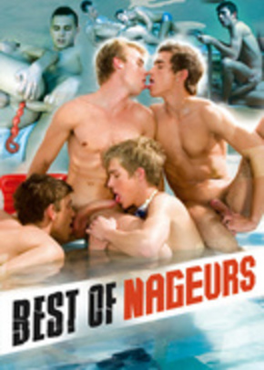 Jaquette de Best of Nageurs