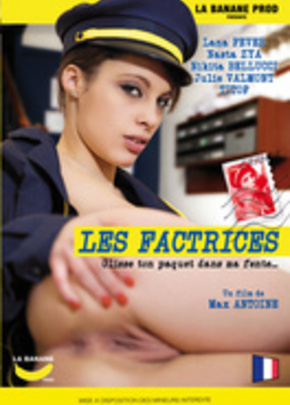 Jaquette de Les Factrices