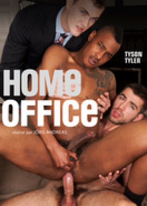 Cover of Homo Office