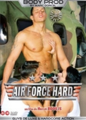 Jaquette de Air force hard