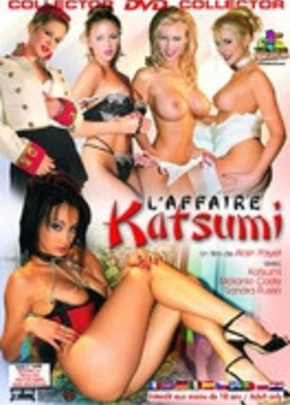 Cover of Katsumi French Affairs