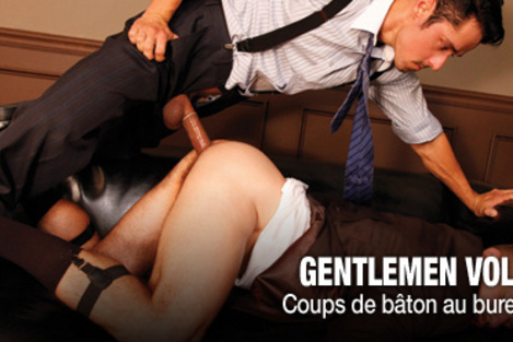 Diapo 4 de Gentlemen vol.3 : Executives