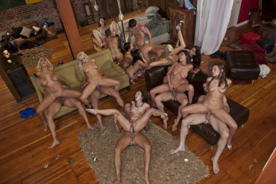 video Orgy The XXX Championship