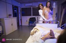 Inès, private Krankenschwester