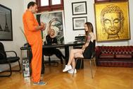 Gefängniswârterinnen