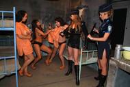 Yasmine à  la prison de femmes