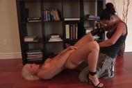 Dana Vespoli's Lesbian Pussy Worship