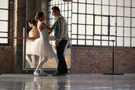 Ballerina by day, Escort by night