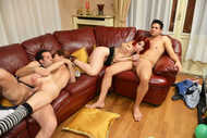 An orgy for my 19th birthday