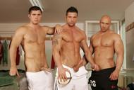 Männer Umkleideraum