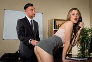 Meine Sekretärin die Schlampe
