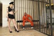 Gardiennes de Prison en chaleur