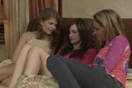 Lesbian Psycho Dramas #9