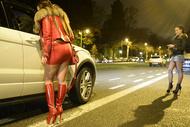 Julie, 26, prostitute