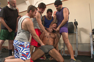 Bound in Public : la salle de gym
