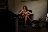 Anissa Kate, the Widow