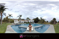 A day by the pool - VR 360°