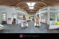 The 3 Horny Girls - VR 360°