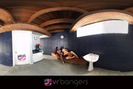 The pool house girls - VR 360°