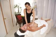 Alina, slutty masseuse /// The masseuse #7