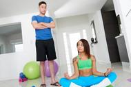 Les salopes du cours de yoga