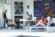 Asa Akira, Escorte de Luxe