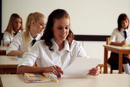 Russian Institute - The New School Girl