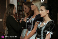 French maids to share