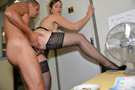 Picture #2 from scene #1 - Secrets of a washroom attendant