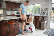 Picture #1 from scene #1 - Bad Babysitter