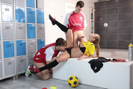 Picture #2 from scene #1 - Amateur football fun