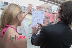 Jet Sex Confidential - Casting Prague