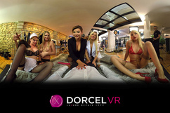 Being a porn performer - VR