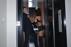 L'ascenseur est en panne